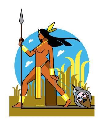ilustracion mujeres insolentes